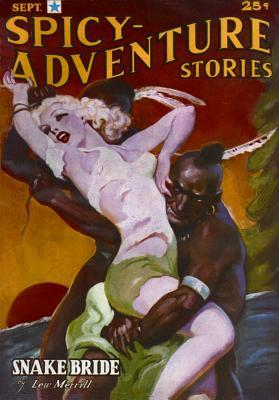 Spicy Adventure Stories 09/37