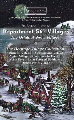 The Greenbook Guide to Department 56 Villages [With Greenbook Wishlist, Pocket-Sized Guide]