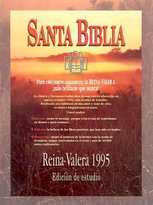 Holy Bible: Spanish Study Bible