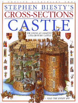 Ebook Stephen Biesty's Cross-Sections Castle by Stephen Biesty TXT!