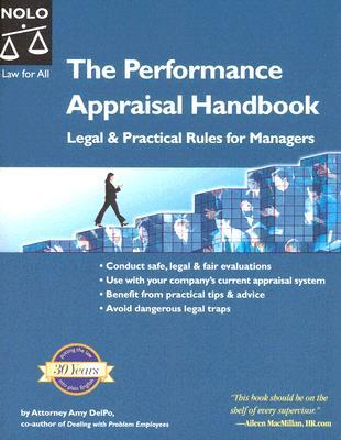 Performance Appraisal Handbook: Legal & Practical Rules for Managers