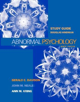 Study Guide to Accompany Abnormal Psychology, 9th ...