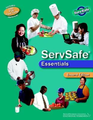 ServSafe Essentials, with the Scantron Certification Exam Form