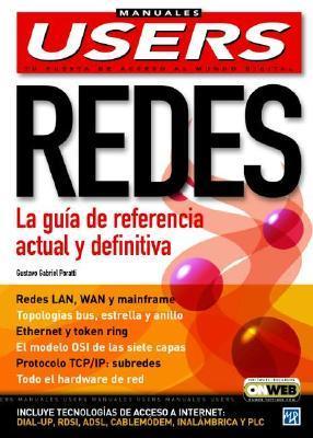 Redes: Guia De Referencia  Manuales Users, En Español / Spanish