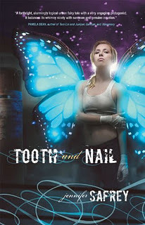 Tooth and Nail by Jennifer Safrey