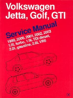 Volkswagen Jetta, Golf, GTI Service Manual 1999-2003