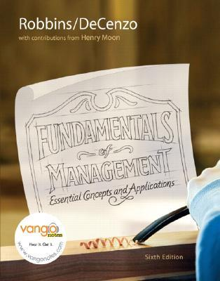 Fundamentals Of Management And My Management Lab With Ebook Package