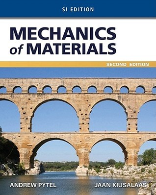 Pytel mechanics. Of. Materials. 2e solutions.