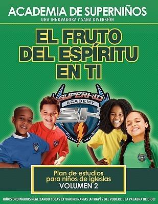Ska Spanish Curriculum Volume 2 - The Fruit of the Spirit in You