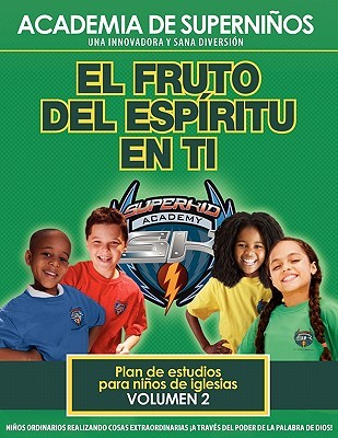Ska Spanish Curriculum Volume 2 - The Fruit of the Spirit in You by