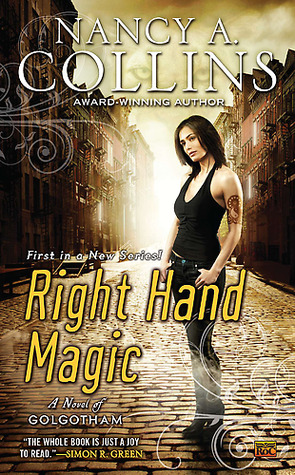 Right Hand Magic (Golgotham #1)
