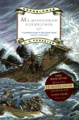 Mr. Midshipman Hornblower by C.S. Forester