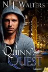 Quinn's Quest (Legacy, #4)