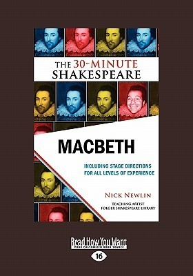 Macbeth: The 30-Minute Shakespeare (Large Print 16pt)