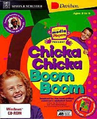 Chicka Chicka Boom Boom (Windows) CD-ROM