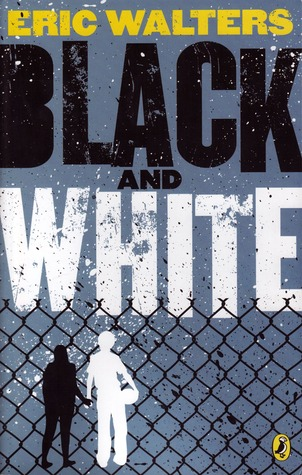 black and white book eric walters