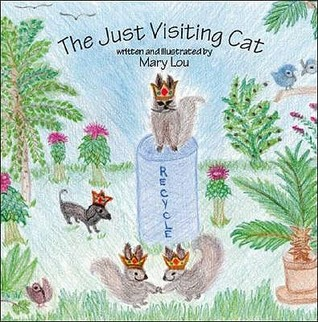 The Just Visiting Cat