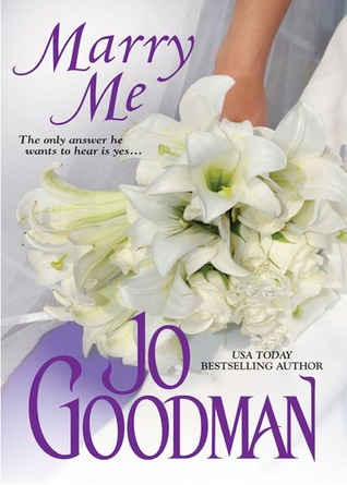 Marry Me by Jo Goodman