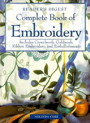 Complete book of embroidery by Melinda Coss