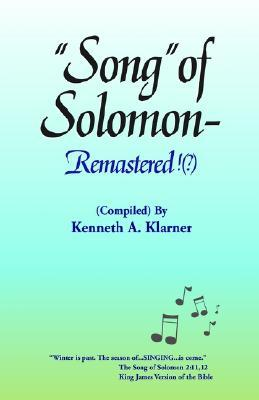 Song of Solomon - Remastered