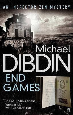 End games. michael dibdin by Michael Dibdin