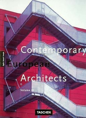 Contemporary European Architects: Volume IV