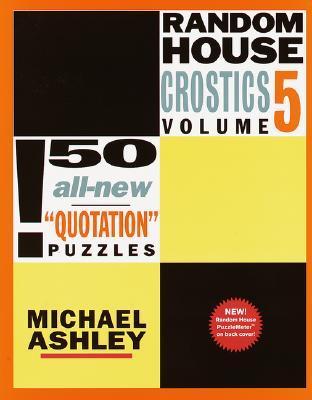 Random House Crostics, Volume 5