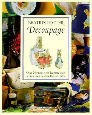 Beatrix Potter Decoupage Book