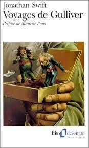 Voyages de Gulliver - Jonathan Swift
