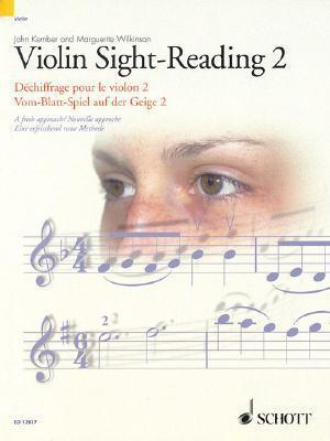 VIOLIN SIGHT-READING 2 (The Sight-Reading Series)