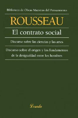 El Contrato Social. Discursos