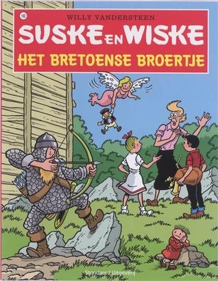 Het Bretoense broertje (Suske & Wiske, #192)