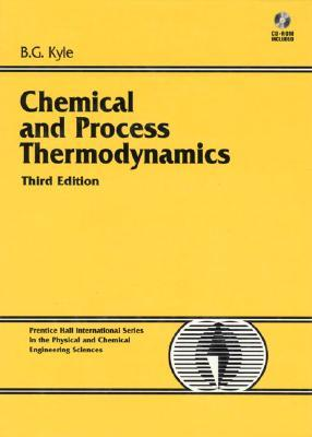 Chemical and Process Thermodynamics [With CDROM]