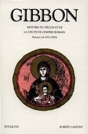 Histoire du déclin et de la chute de l'Empire Romain, tome 2 - Byzance de 455 à 1500