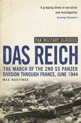das-reich-the-march-of-the-2nd-ss-panzer-division-through-france-june-1944-pan-military-classics