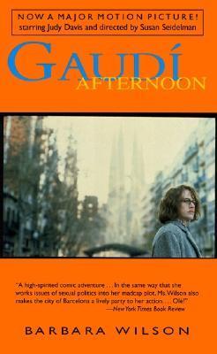 Gaudi Afternoon (Cassandra Reilly, #1)