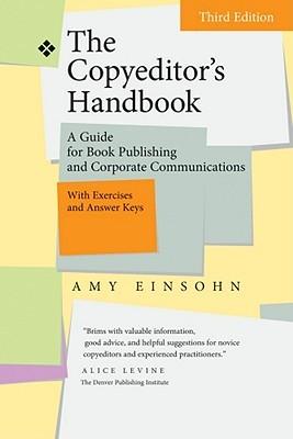 The Copyeditor's Handbook by Amy Einsohn
