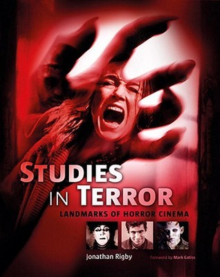 Studies in Terror by Jonathan Rigby