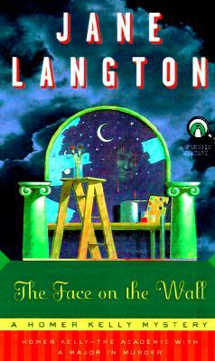 The Face on the Wall by Jane Langton