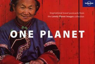 One Planet Postcard Book