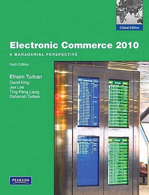 Electronic Commerce 2012 Turban Pdf