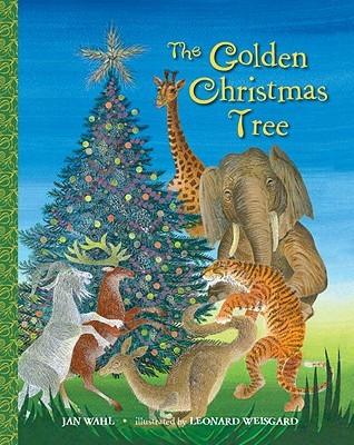 The Golden Christmas Tree