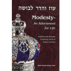 Modesty: An Adornment for Life