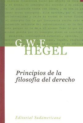 Principios de la filosofia del derecho