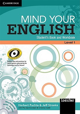 Mind Your English Level 1 Student's Book and Workbook with Audio CD