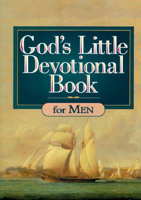 God's Little Devotional Book for Men