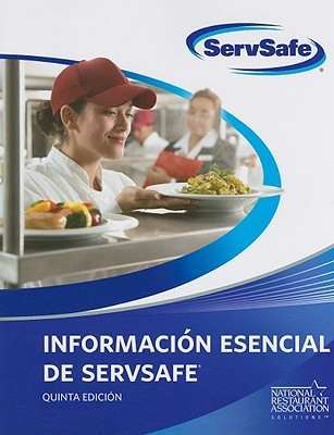 ServSafe Essentials Spanish with Answer Sheet