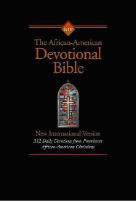 African American Devotional Bible-NIV