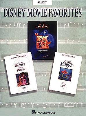 Disney Movie Favorites: Clarinet Solos
