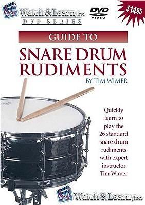 Snare Drum Rudiments